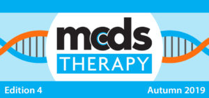 MCDS-Therapy Newsletter banaer for Edition 4 Autumn 2019